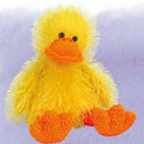 Ty SPLASH the Duck~PUNKIES~Original~Mint
