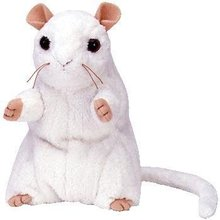 Ty CHEEZER the Beanie Baby Mouse~Cuddly Soft~New!