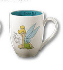 Hallmark TINKER BELL Mug~Ceramic~From Disney's Peter Pan