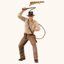 INDIANA JONES~Raiders of the Lost Ark~Hallmark 2008 Ornament
