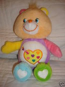Care Bears WORK OF HEART BEAR~8