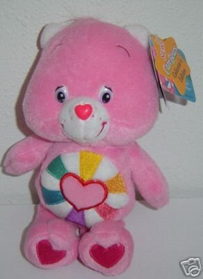 Care Bear HOPEFUL HEART  8