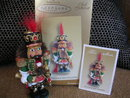 2003 Hallmark NUTCRACKER SOLDIER~Club Exclusive Ornament~Mint