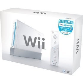 NINTENDO Wii CONSOLE~Sealed 2008 Version