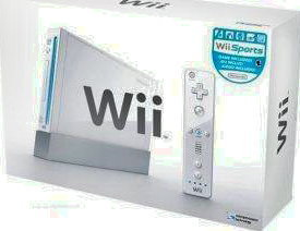 NINTENDO Wii Game Console System /w Sports Game~BRAND NEW in Sealed Box