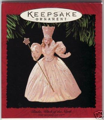 1995 Hallmark Glinda~Witch of the North~The Wizard of Oz Ornament