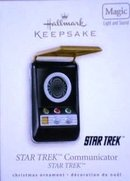 2008 Hallmark~STAR TREK COMMUNICATOR~Talks/Lights