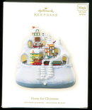 2008 Hallmark HOME FOR CHRISTMAS~Lights, Motion & Sound~Ornament