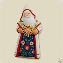 2007 Hallmark SANTA'S FROM AROUND THE WORLD-POLAND Christmas Ornament