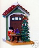 2007 Hallmark GERMANY Christmas Ornament