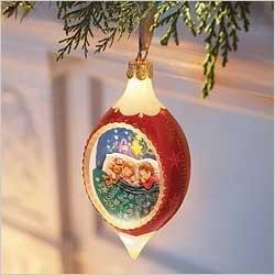 HALLMARK ILLUMINATIONS~THE SUGARPLUM DREAMS~Christmas Ornament