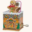 2008 Hallmark POP! GOES THE GINGERBREAD MAN Christmas Ornament~Sound and Motion
