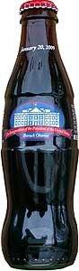 2009 Obama Presidential Inauguration COCA COLA Bottle~Sealed~Coke