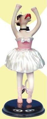 New! MOO MOO in a TUTU~Cow Parade Ballerina Cow Figurine