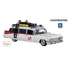 2009 Hallmark ECTO -1 Christmas Ornament~Ghostbusters~Music