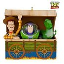 2009 Hallmark TIME TO PLAY! Toy Story Christmas Ornament