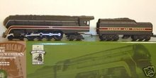 LIONEL 746 Norfolk and Western Steam Locomotive~die cast metal