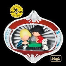60  YEARS OF SUITE-NESS Charlie Brown Christmas Ornament Peanuts Sweetness
