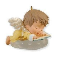 2010 Hallmark DAFFODIL Christmas Mary's Angels ornament #23 NEW