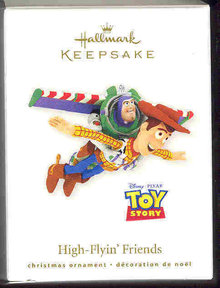 2010 Hallmark HIGH-FLYIN' FRIENDS