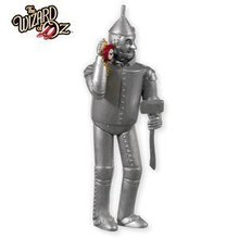 2010 Hallmark TIN MAN Christmas ornament Wizard of Oz