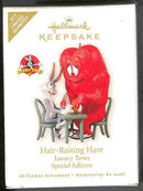 2010 Hallmark Hair-Raising Hare Bugs Bunny Looney Tunes Ornament-Ltd