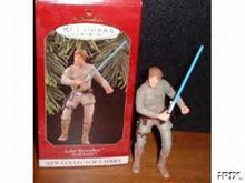 LUKE SKYWALKER Hallmark Star Wars ornament
