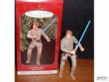 LUKE SKYWALKER Hallmark Star Wars ornament