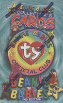 Ty Beanie Baby Sealed Box Cards Series 3