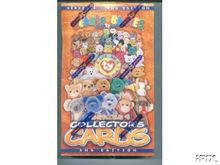 Ty Beanie Baby Sealed Box COLLECTOR CARDS Series 4