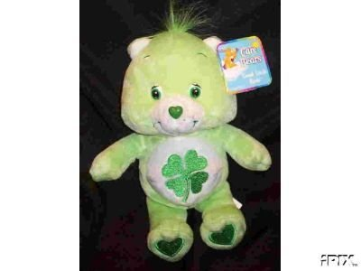 GOOD LUCK Bear Care Bears 8