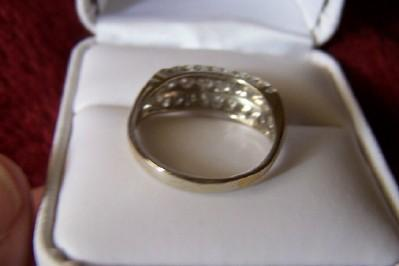 Diamond   Band- Ring