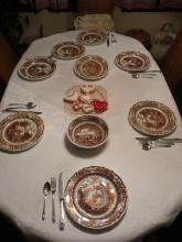 Meakin Americana china set
