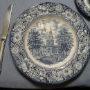 Liberty Blue Staffordshire China Set