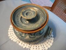 Loy Salt-glazed pot