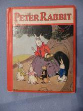 Peter Rabbit  (also Henny Penny and Puss-in-boots) Book First Ed. 1934