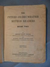 The Peters and Brumbaugh Methods Readers--1913