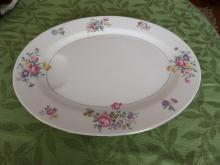 Theodore Haviland New York-Pasadena platter