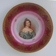 Bayreuth Portait Plate