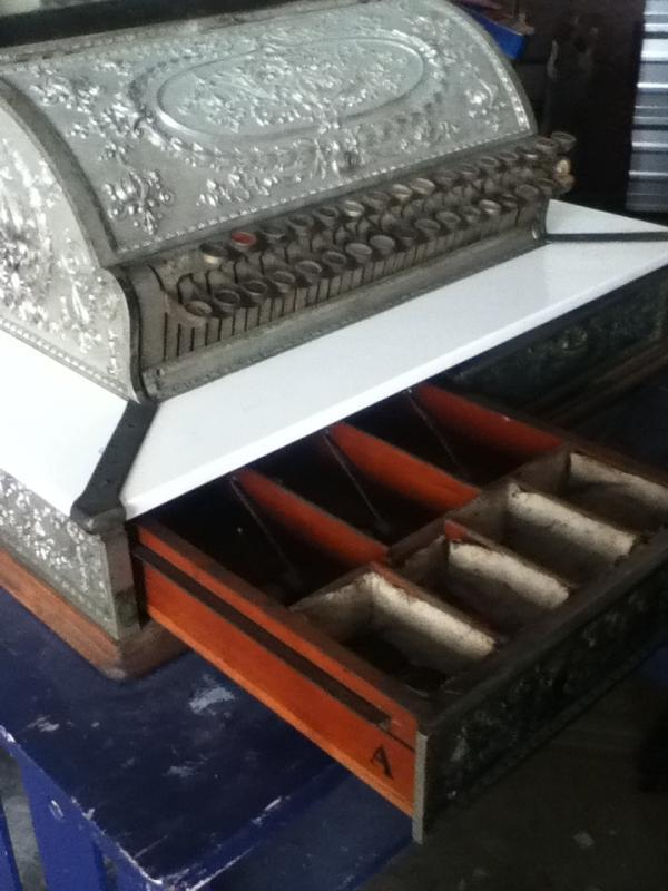 Old National Cash Register