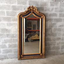 French floor mirror in Louis xvi
