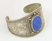 Collection of 2 antique ethnic bracelets