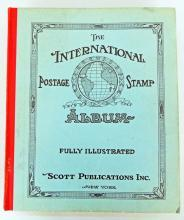 Stamp Books and Stamps