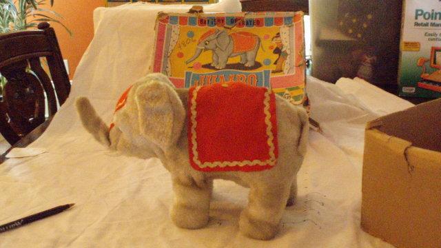 battery jumbo elephant