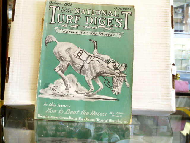 oct 1928 national turf digest