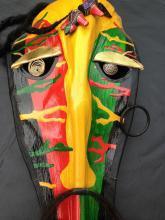 Desert Rasta Mask