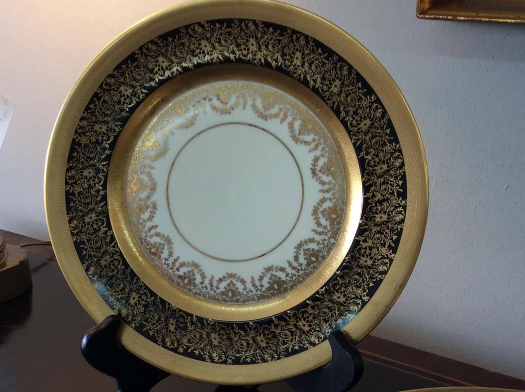 Plates by Heinrich & Co.