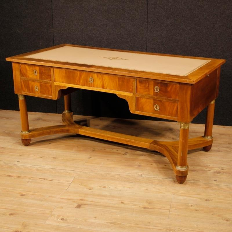 20th Century French Writing Desk In Empire Style