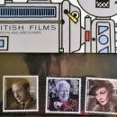1985 ROYAL MAIL MINT STAMPS SET ~BRITISH FILMS ~UNUSED