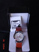 Disney Men's Mickey Mouse Time and Date Watch